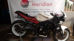 Moto P/ Retirada De Peças/sucata Triumph Triple Ab 675 -2015