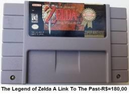 The Legend of Zelda a Link to the Past de Snes comprar usado  Porto Alegre
