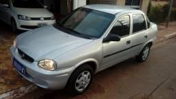 Chevrolet Corsa Sedan Wind 1.0 Mpfi 4p 2001 Gasolina - 2001