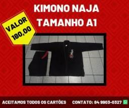Kimono Naja tam. A1 nunca usado