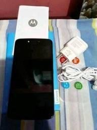Vendo Moto G Plus Novinho Completo Com Nota Fiscal