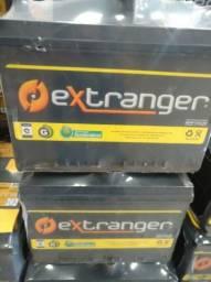 Bateria 90 amperes caixa alta