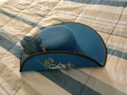 Chapéu mosqueteiro grêmio oficial
