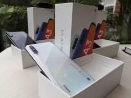 Celular Xiaomi MI A3 Branco 128GB