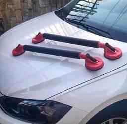 Rack de Teto Móvel universal com e sem regulagem de tamanho (NOVO) pega em todos carros