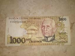 Nota de 1.000 Cruzeiros