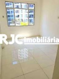 Apartamento à venda com 1 dormitórios em Praça da bandeira, Rio de janeiro cod:MBAP10920