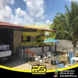 Casa com 2 dormitórios à venda por R$ 140.000,00 - Barra de Gramame - Conde/PB