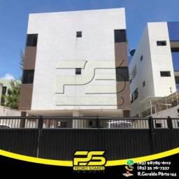 Apartamento com 2 dormitórios à venda, 60 m² por R$ 135.000 - Aeroclube - João Pessoa/PB