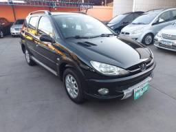 206 2007/2008 1.6 ESCAPADE SW 16V FLEX 4P MANUAL