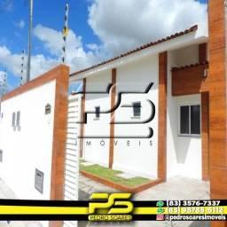 Casa com 2 dormitórios à venda por R$ 125.000,00 - Bairro das Indústrias - João Pessoa/PB