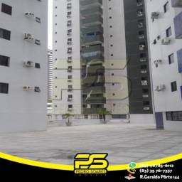 Apartamento com 3 dormitórios à venda, 118 m² por R$ 400.000,00 - Miramar - João Pessoa/PB