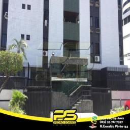 Apartamento com 4 dormitórios à venda, 100 m² por R$ 465.000 - Manaíra - João Pessoa/PB