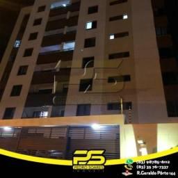 Apartamento com 3 dormitórios à venda, por R$ 340.000 - Bessa - João Pessoa/PB