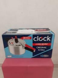 Panela de pressão clock  4,5 litros