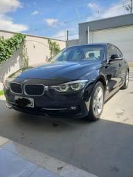 BMW 320i 2017 flex interior bege NOVISSIMA - 2017