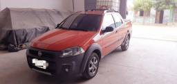 Fiat Strada Working 2016 Cabine Dupla. 1.4 gás natural - 2016