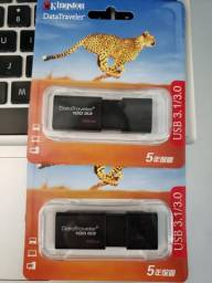 Pendrive Original Kingston 16 e 32 GB Pen drive