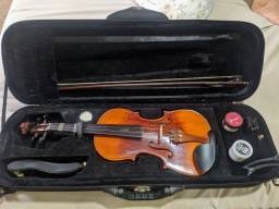 Violino 3/4 Eagle mais afinador (aceito trocas, negociável)