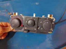 Painel controle ar condicionado Palio