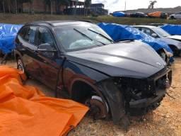 Sucata BMW X1 2.0T active Flex 2015