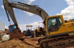 Escavadeira hidráulica - parcelo