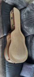 Case para violão folk .