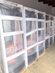 Cervejeira metalfrio zera 6 caixas nota fiscal garantia de fábrica