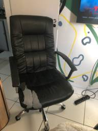 Cadeira de escritório tipo presidente