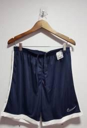 Short Calção Nike Dry Academy Azul, Original. Tamanho GG