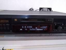 Mini Disc Sony MDS j520 leia a descrição