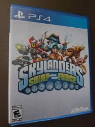 Jogo PS4 Skylanders swap force PS4