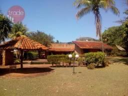 Chácara com 3 dormitórios para alugar, 6353 m² por R$ 6.000,00/mês - Condomínio Quinta da