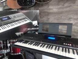 Teclado Yamaha PSR E-453 *NOVO