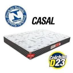 Oferta Imbativel / Frete Gratis * Colchão de Casal D23 R$399,00 e Solteiro R$ 249,00