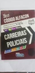 CÓDIGO ALFACON CARREIRAS POLICIAIS