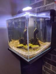 vendo aquário