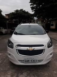 Chevrolet Spin LT 1.8 Automática, Branca 2018