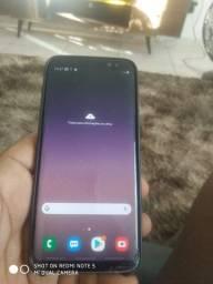 Samsung S8 Edge 64 GB com trinco mais funcionamento permanente
