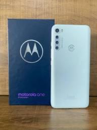 Motorola Moto One Fusion Plus 128gb (12x Sem Juros)