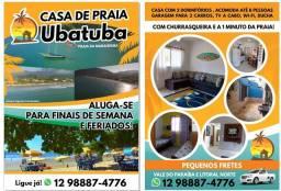 Casa praia da Maranduba Ubatuba