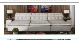Sala sofa 3 lugares zap *