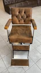 Cadeira barbeiro nova