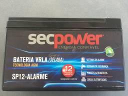 Bateria 12v alarme nobreak NOVA