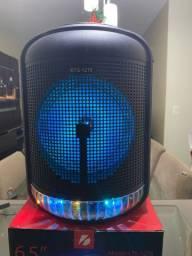 Caixa Som Top Bem Alta C/ Bluetooth FM