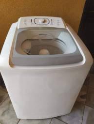 Máquina de lavar faz tudo Electrolux Blue Touch 12 kg