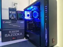 Pc Gamer i5-8500 16gb 512gb Gtx1060