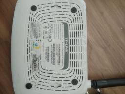 Roteador/ fonte/ cabo