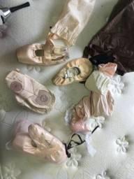 Sapatilhas de Ballet etc