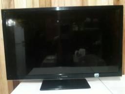 Smart  TV panasonic 42  pra retiradas de peça